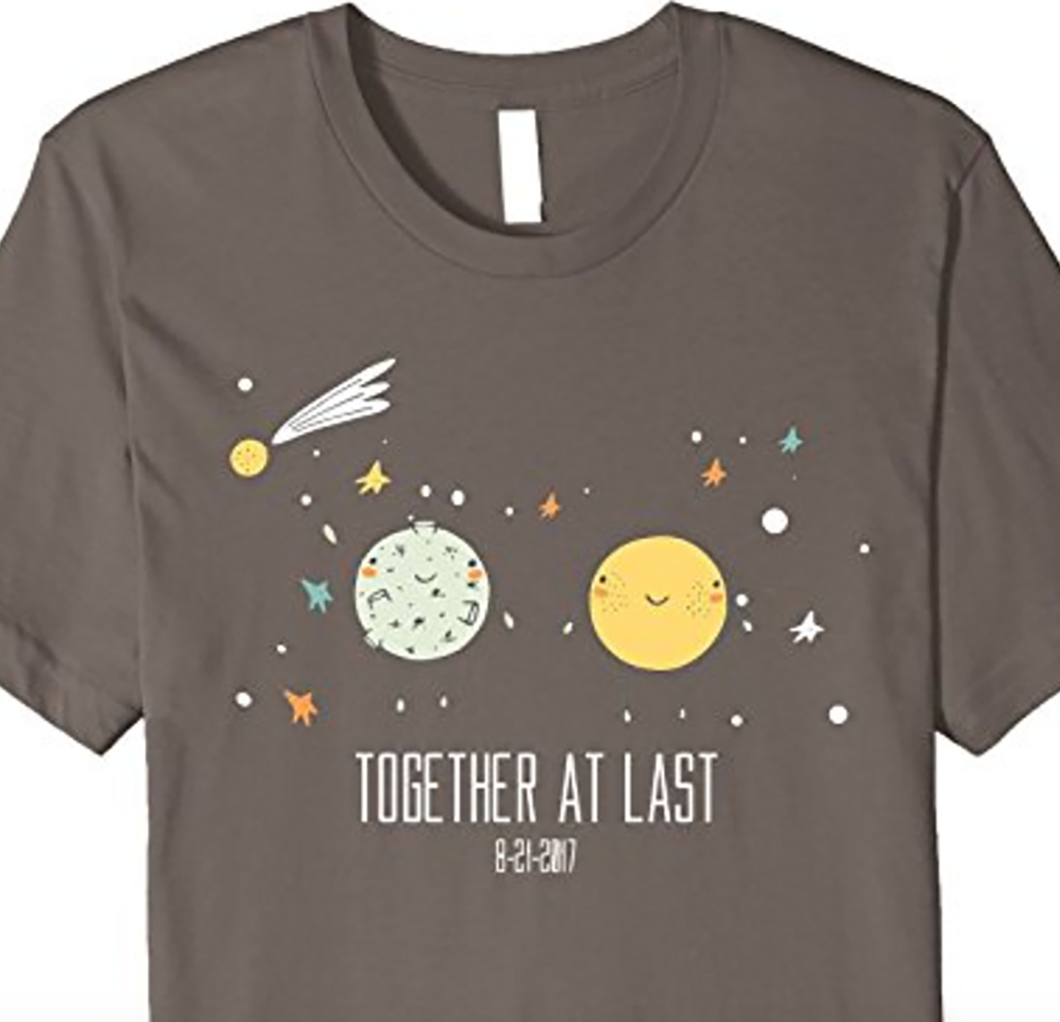 Funny Together at Last Total Solar Eclipse shirt