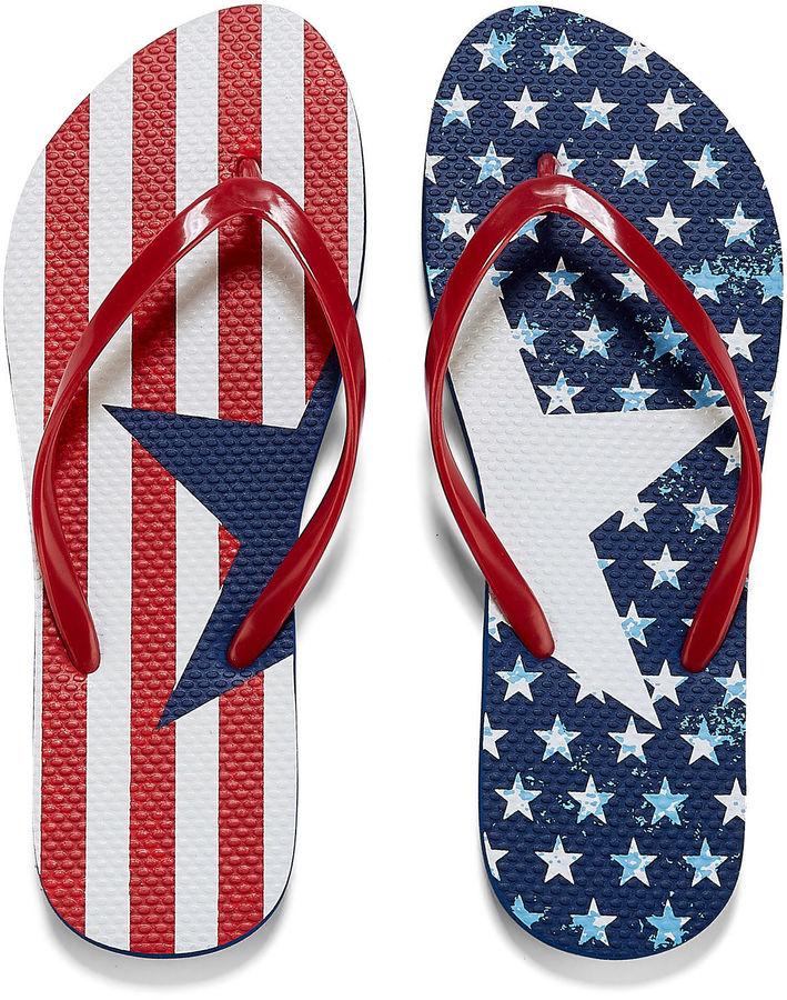 Mixit Americana Flip-Flops
