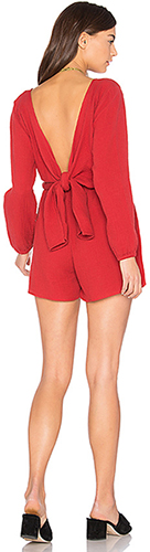 The Fifth Label SWEET DISPOSITION ROMPER